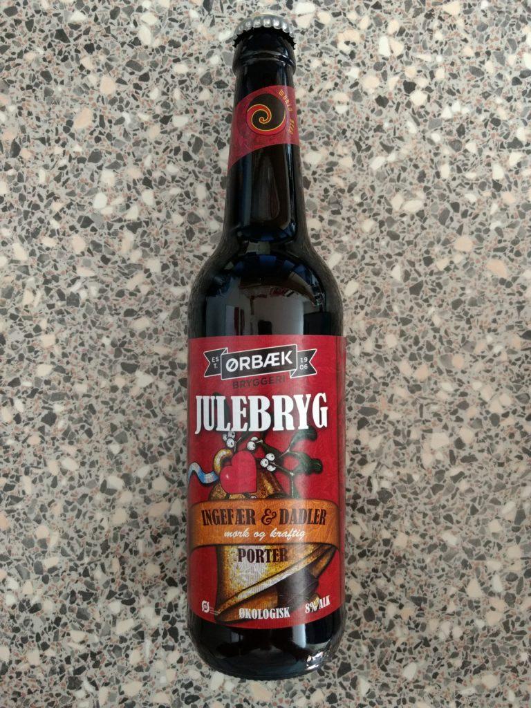 Ørbæk Bryggeri - Julebryg