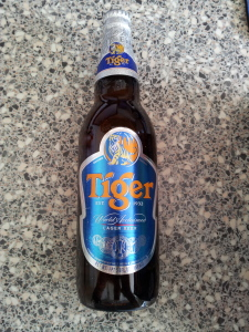 Asia Pacific Breweries - Tiger