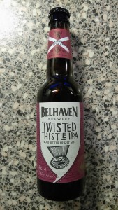 Belhaven Brewery - Twisted Thistle IPA