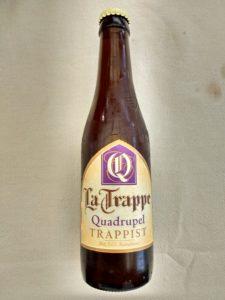 Bierbrouwerij De Koningshoeven - La Trappe Quadrupel Trappist