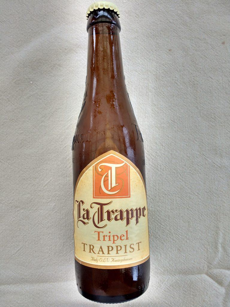 Bierbrouwerij D eKoningshoeven - La Trappe Tripel Trappist