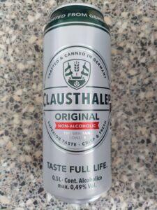 Binding Brauerei - Clausthaller