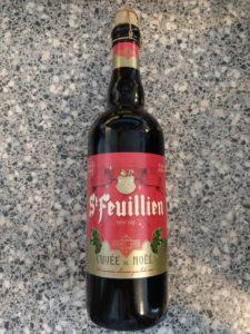 Brasserie St Feuilien - St Feuilien Cuvee De Noel