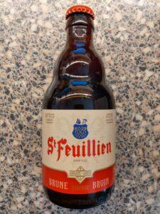 Brasserie St Feuilien - St Feuilien Brune