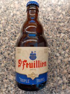 Brasserie StFeuilien - St Feuilien Triple