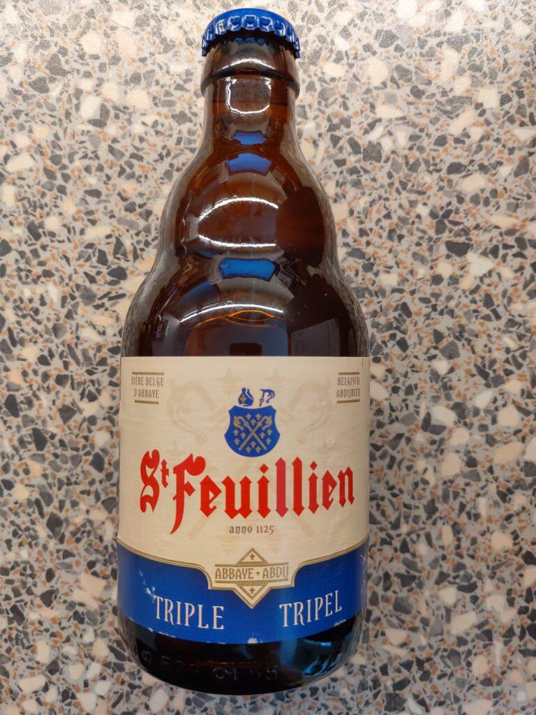 Brasserie St Feuilien - St Feuilien Triple