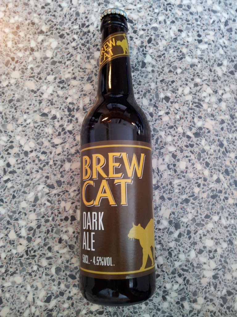 Brew Cat Brewing Company - Dark Ale