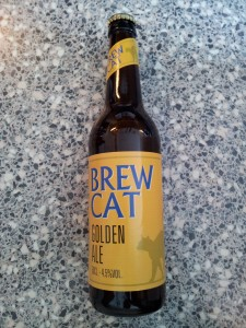 Brew Cat Brewing Company - Golden Ale