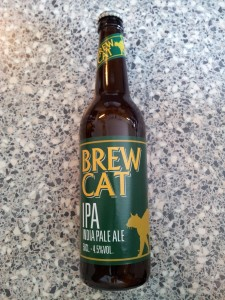 Brew Cat Brewing Company - IPA