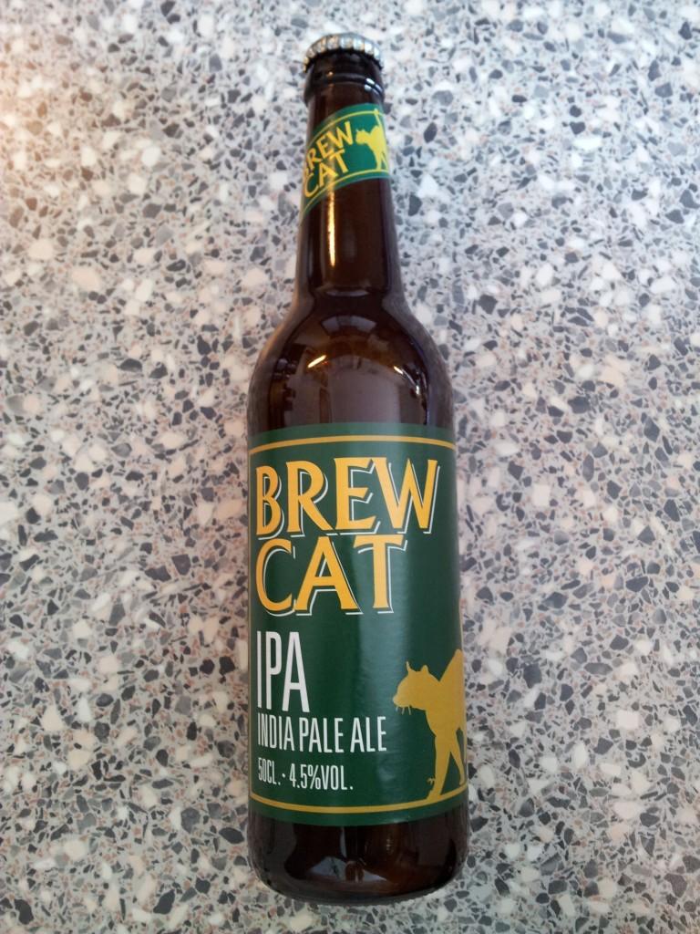 Brew Cat Brewing Company - IPA