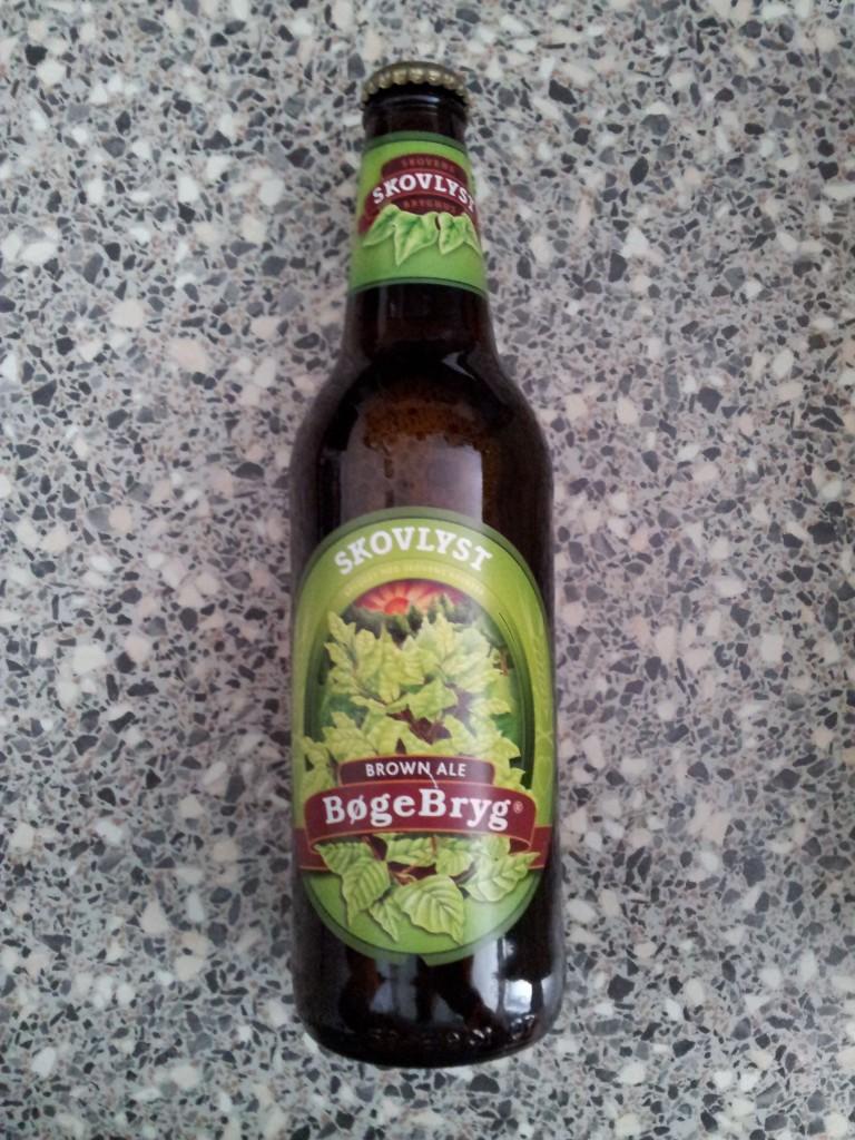 Bryggeri Skovlyst - Bøge Bryg - Brown Ale