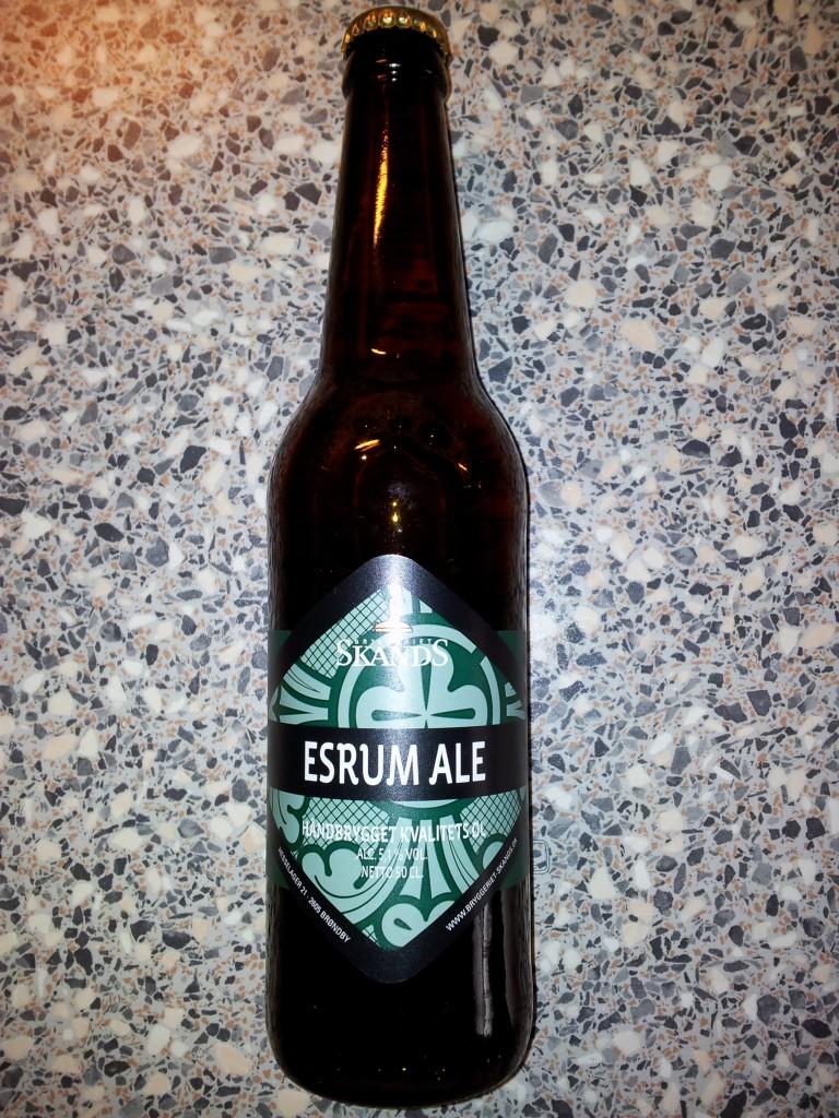Bryggeriet Skands - Esrum Ale