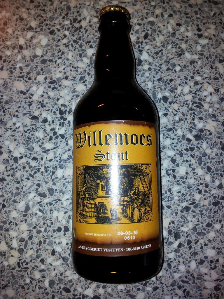 Bryggeriet Vestfyen - Willemoes Stout