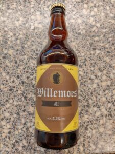 Bryggeriet Vestfyn - Willemoes Ale
