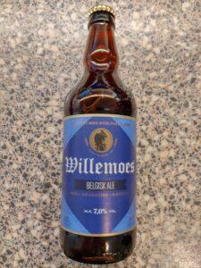 Bryggeriet Vestfyn - Willemoes Belgisk Ale