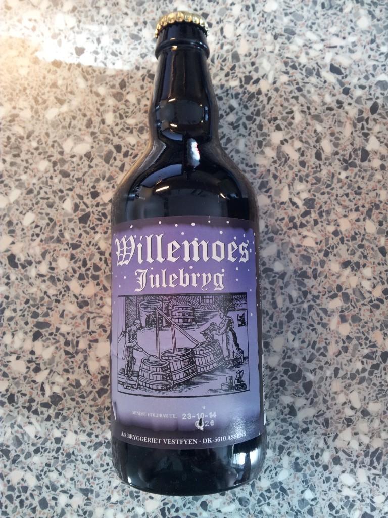 Bryggeriet Vestfyn - Willemoes Julebryg