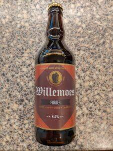 Bryggeriet Vestfyn - Willemoes Porter