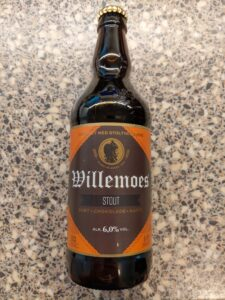 Bryggeriet Vestfyn - Willemoes Stout