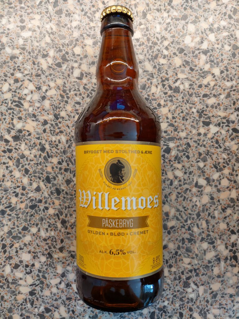 Bryggeriet Vestfyn - Willemoes Påskebryg
