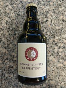 Bryghuset Møn - Sommerspirets Kaffe Stout