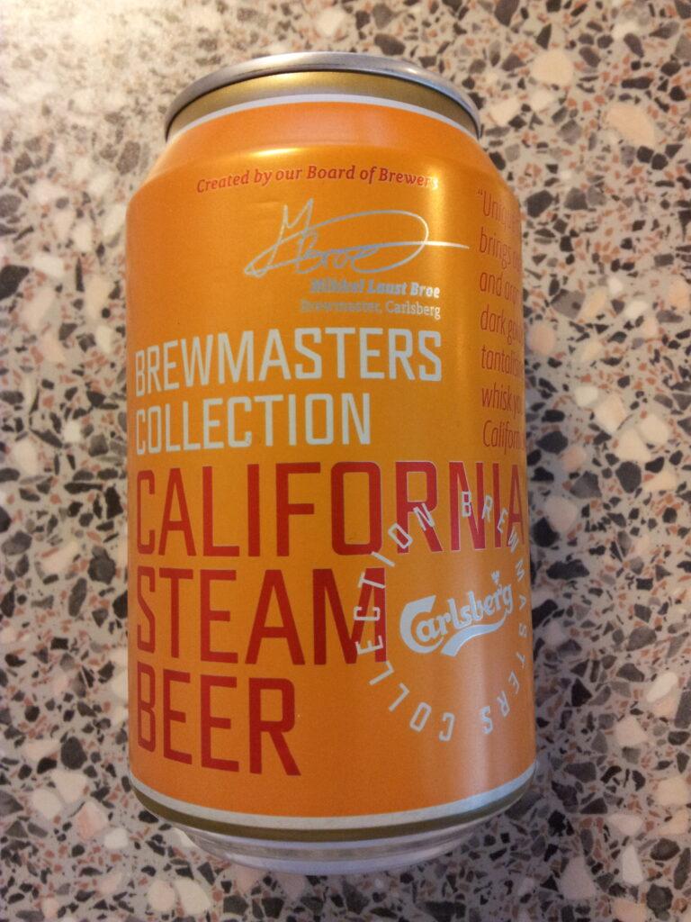 Carlsberg - California Steam Beer
