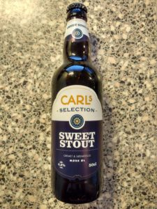Carlsberg - Carls Selection - Sweet Stout