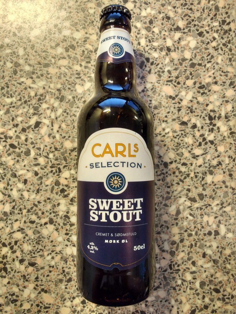 Carlsberg - Carls Selection - Sweet Stout