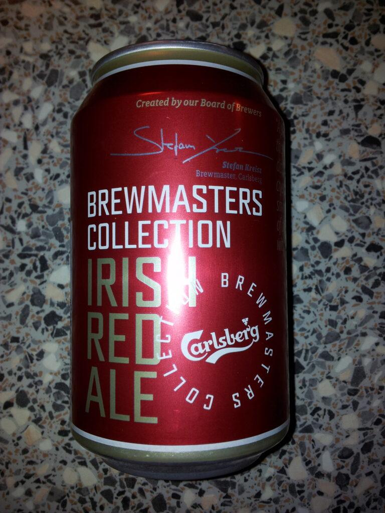 Carlsberg - Irish Red Ale