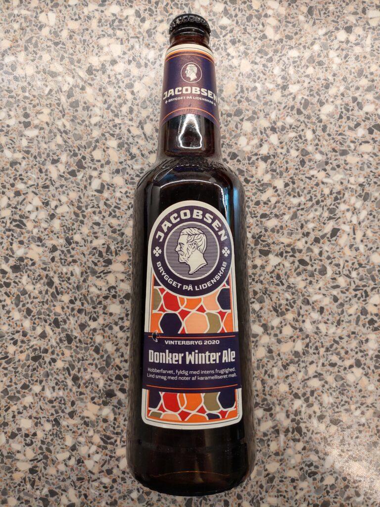 Carlsberg Jacobsen - Donker Winter Ale