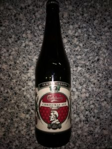 Carlsberg Semper Ardens - Christmas Ale 2017