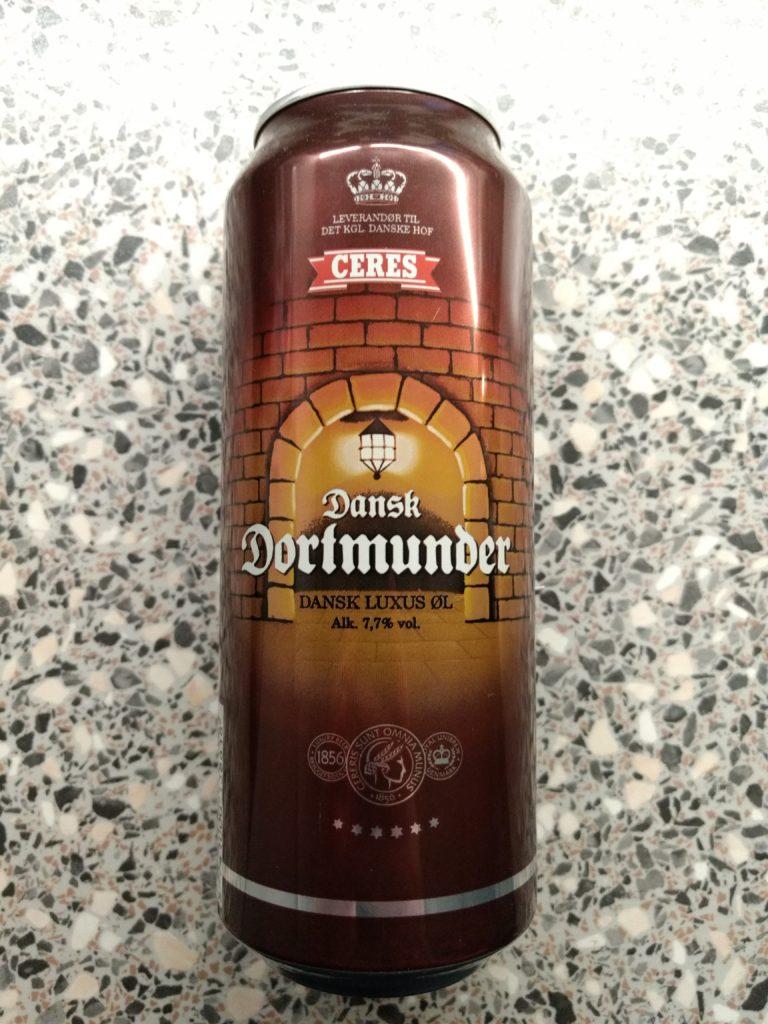 Ceres Bryggerierne - Dansk Dortmunder