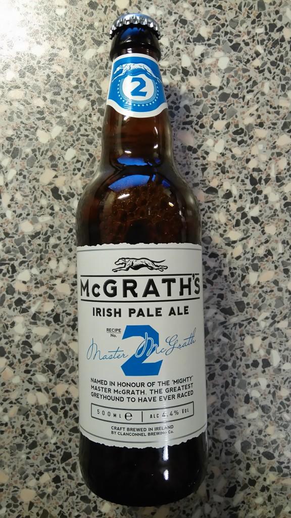 Clanconnel Brewing Company - McGraths - 2 - Irish Pale Ale