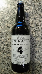 Clanconnel Brewing Company - McGraths - 4 - Irish Black Stout