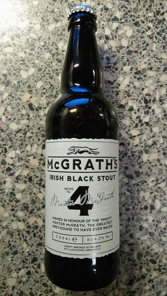 Clanconnel Brewing Company - McGraths - 4 - Irish Black Stout