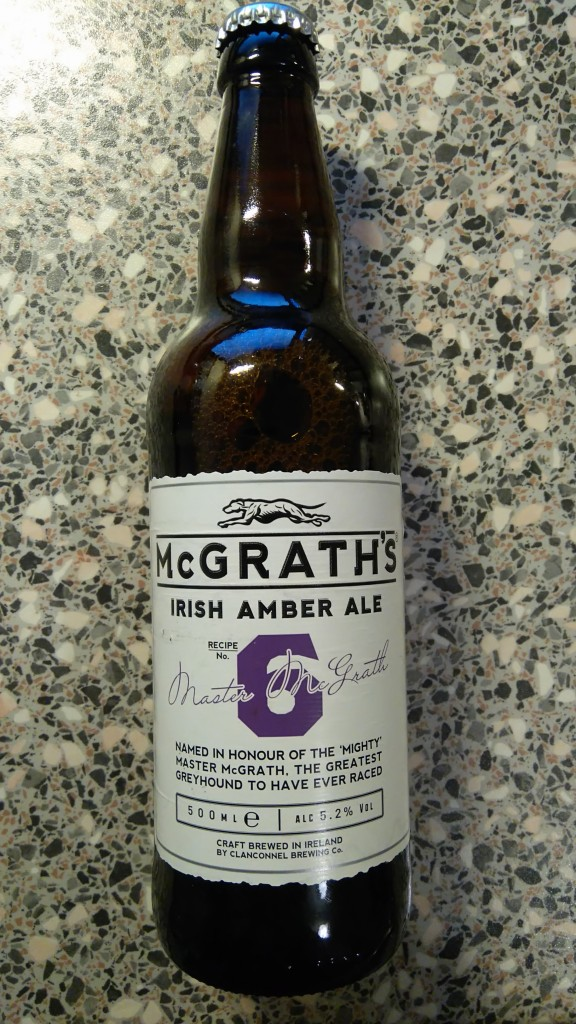 Clanconnel Brewing Company - McGraths - 6 - Irish Amber Ale