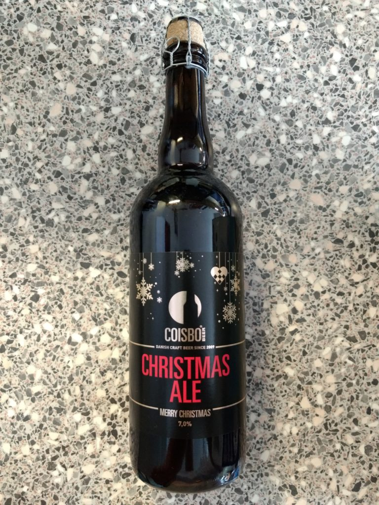 Coisbo Beer - Christmas Ale