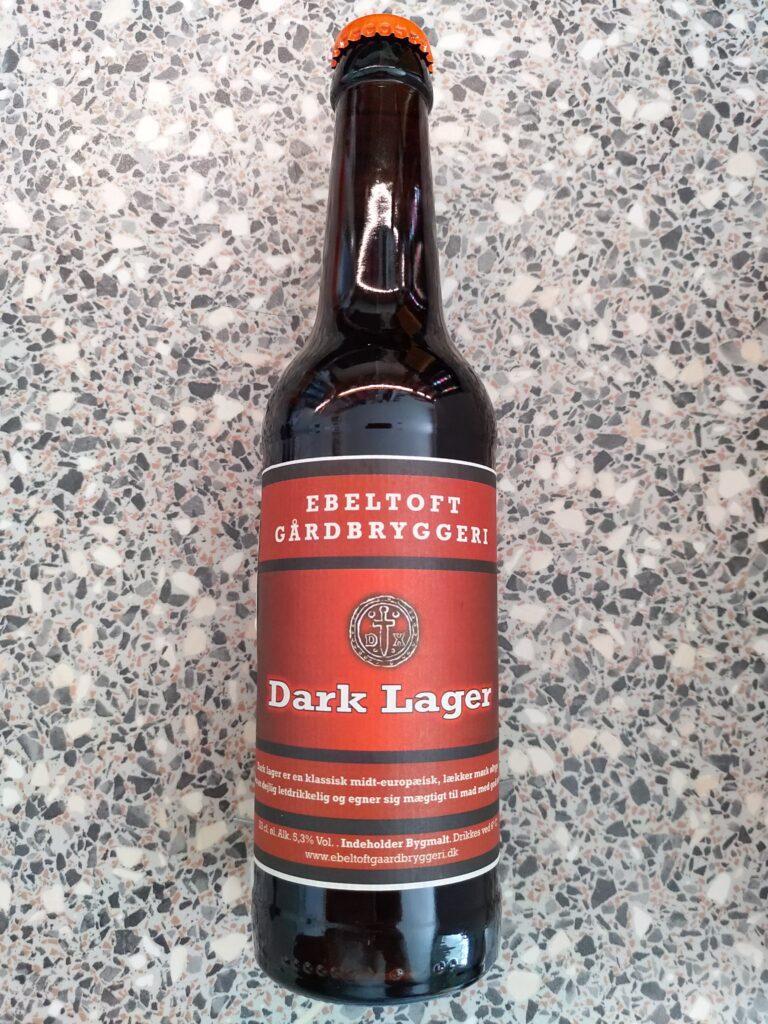 Ebeltoft Gårdbryggeri - Dark Lager