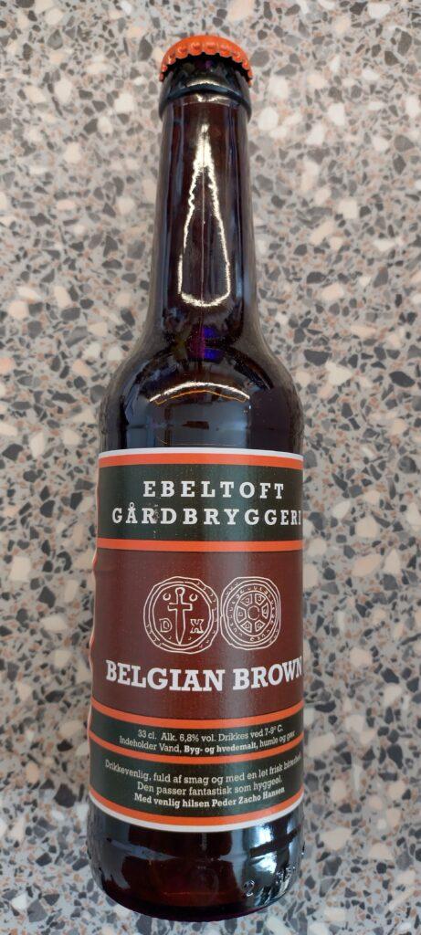 Ebeltoft Gårdbryggeri - Belgian Brown