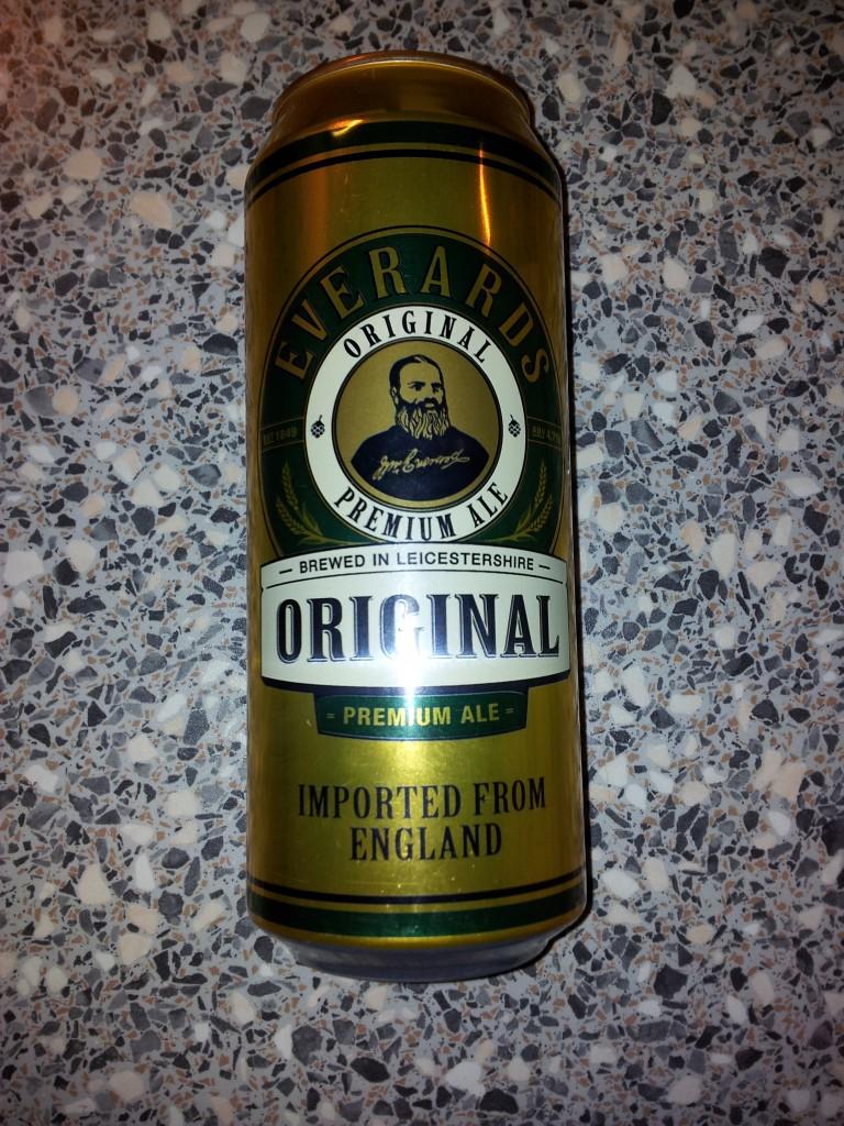 Everards Brewery - Original Premium Ale