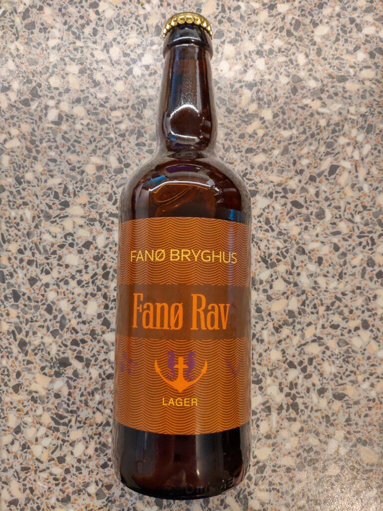 Fanø Bryghus - Fanø Rav