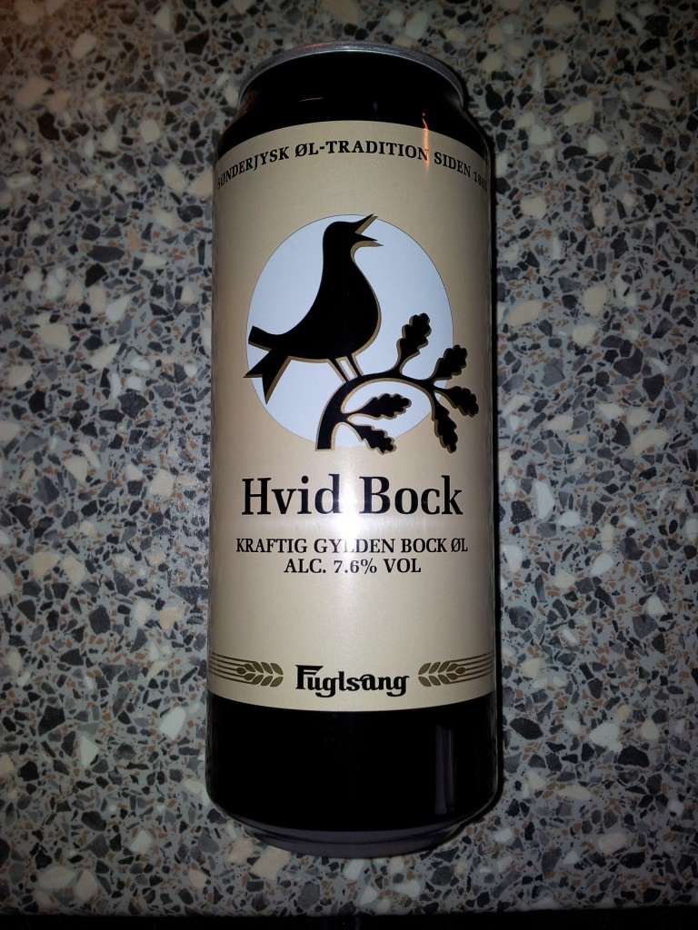 Fuglsang - Hvid Bock