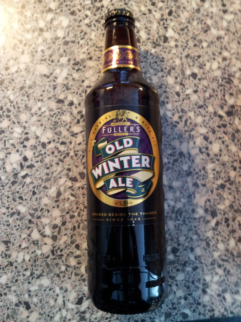 Fullers - Old Winter Ale