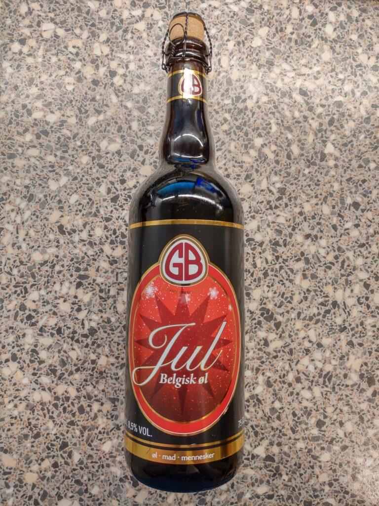 Gourmet Bryggeriet - Jul Belgisk Øl