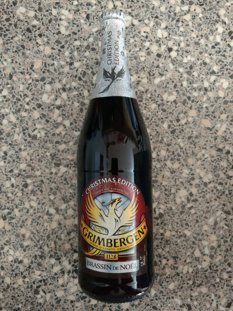 Grimbergen - Christmas Edition