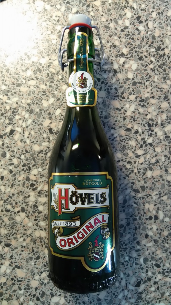 Hövels Hausbrauerei - Hövels Original