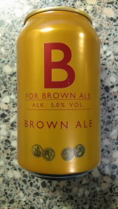Harboes Bryggeri - B For Brown Ale