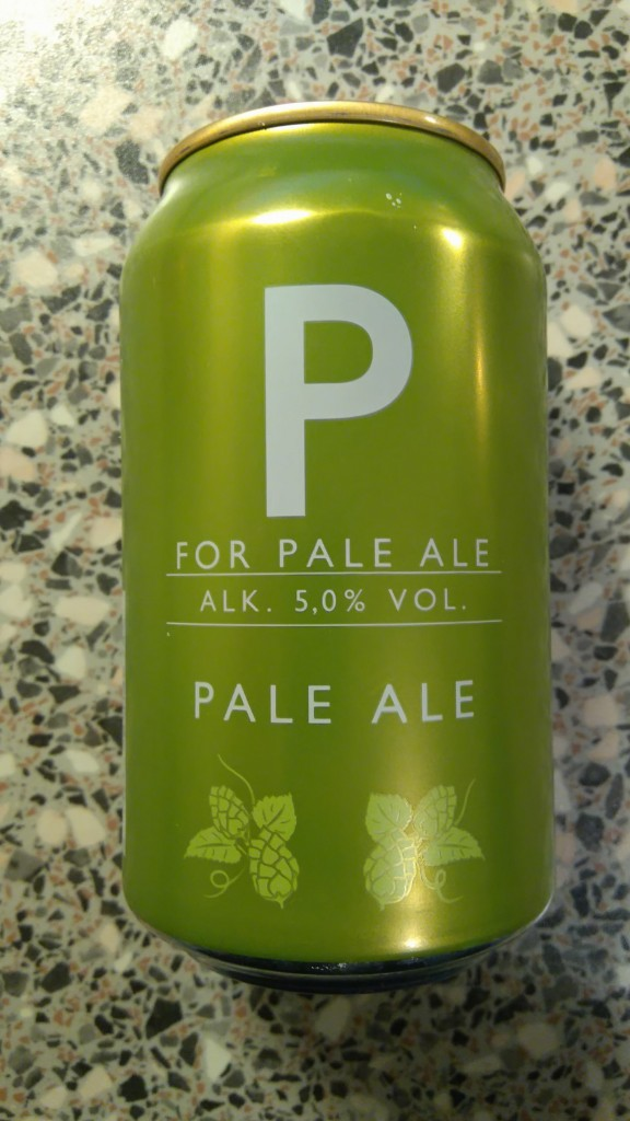 Harboes Bryggeri - P For Pale Ale