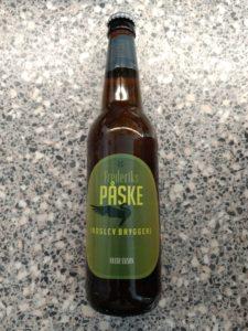 Indslev Bryggeri - Frederiks Påske - Hvede Saison