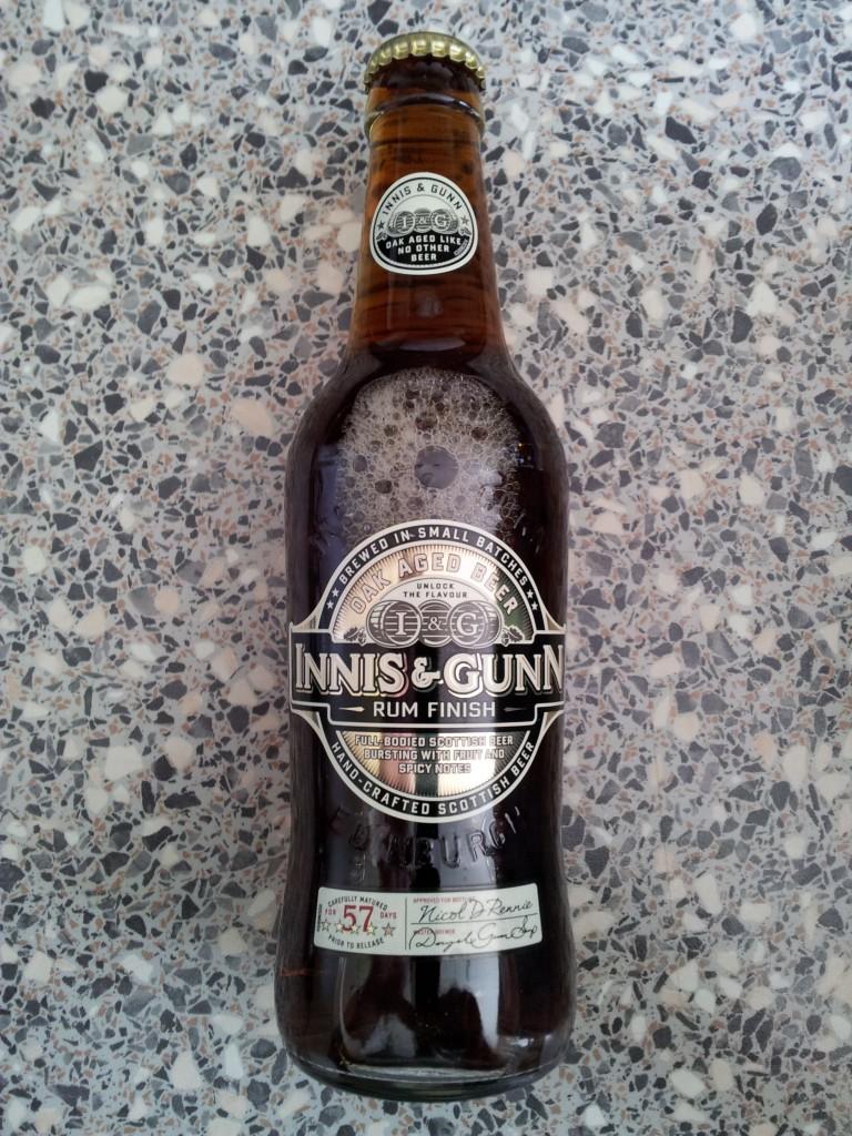 Innis & Gunn - Rum Finish