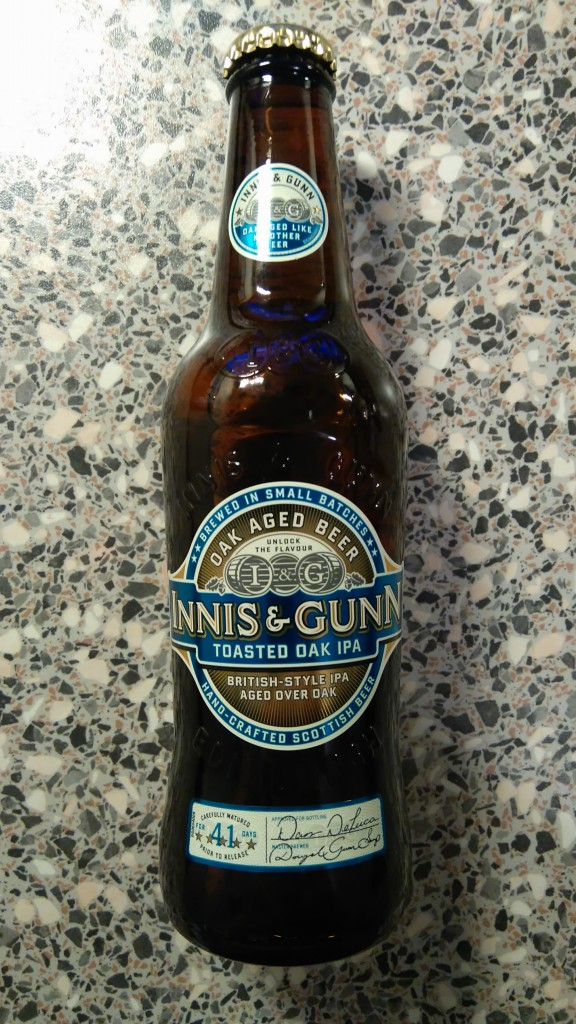 Innis Gunn - Toasted Oak IPA